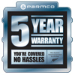 5 Years warranty web-985