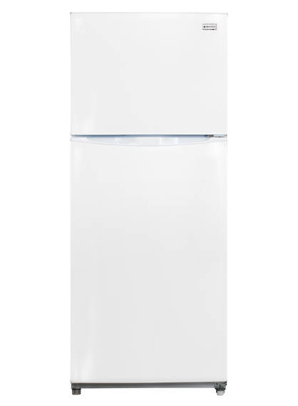 400L Fridge Freezer, Single Door, White (DISCONTINUED)