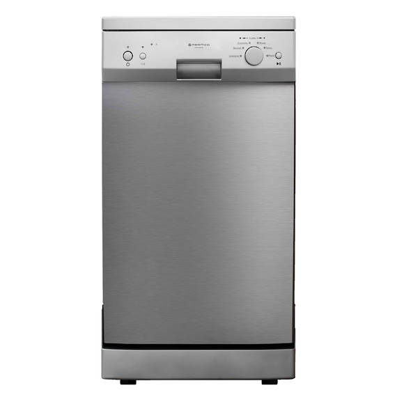450mm Freestanding Dishwasher, Slim, Economy, Stainless Steel (DISCONTINUED)
