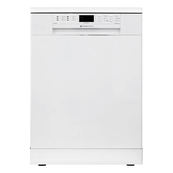 600mm Freestanding Dishwasher, Digital Display, White (DISCONTINUED)