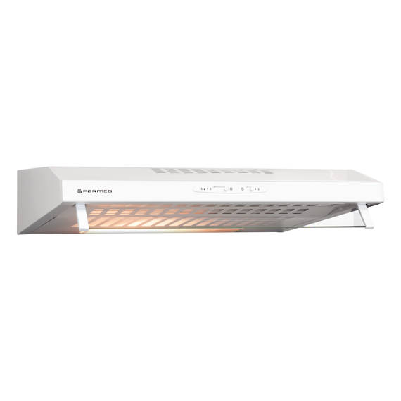 600mm Inbuilt Freedom Rangehood, White (DISCONTINUED)