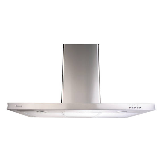 900mm Canopy, Slim Box, Stainless Steel, LED
