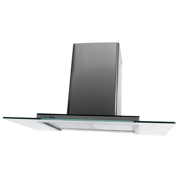 900mm Box Canopy, Glass (DISCONTINUED)