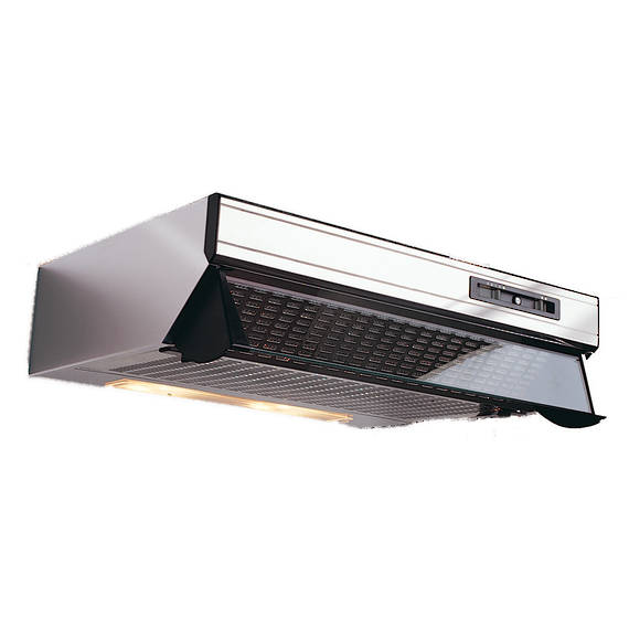 600mm Glass Front Caprice Rangehood, Twin Motor, Stainless Steel (DISCONTINUED)