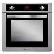 600mm Elegante Oven, 8 Function, Stainless Steel (DISCONTINUED)