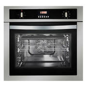 600mm 58 Litre Oven, 8 Function, Stainless Steel