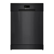 600mm Freestanding Dishwasher, LED Display, Black