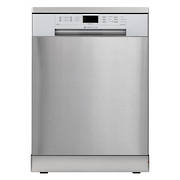 600mm Freestanding Dishwasher, Digital Display, Stainless Steel  (DISCONTINUED)