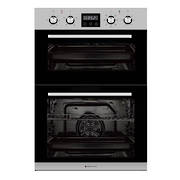 600mm Double Oven, 7 + 4 Function, Stainless Steel
