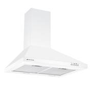 600mm Styleline Canopy, White, LED