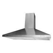 900mm Styleline Canopy, Stainless Steel
