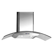 900mm Digimax Canopy, Curved Glass (DISCONTINUED)