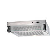 600mm Glass Front Caprice Rangehood, Stainless Steel