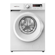 6KG Washing Machine, White, Front Load