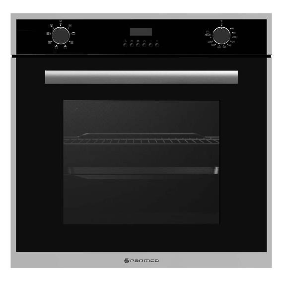 600mm 70Litre Oven, 8 Function, Stainless Steel