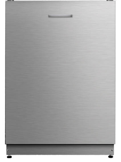 600mm Integrated Dishwasher, Touch