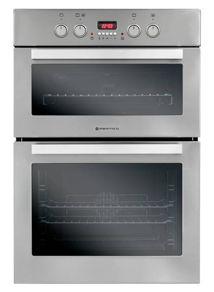 600mm Double Oven, 8 Function, Stainless Steel (DISCONTINUED)
