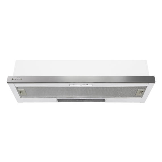 900mm Telescopic Milano Rangehood, Air Capacity Up To 440m3/hour