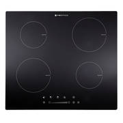 600mm Hob, Induction, Frameless, Touch Control