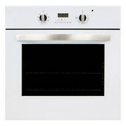600mm Di-Moda Oven, 8 Function, White (Discontinued)