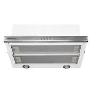 600mm Telescopic Milano Rangehood, Air Capacity Up To 700m3/hour