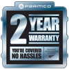 2 Years warranty web
